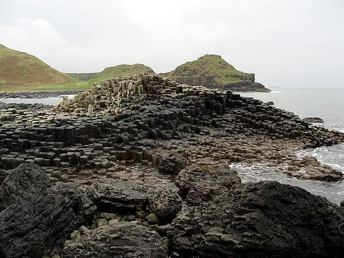 8 paisajes con columnas basálticas que no parecen naturales - 101 Lugares increíbles 101 Lugares increíbles