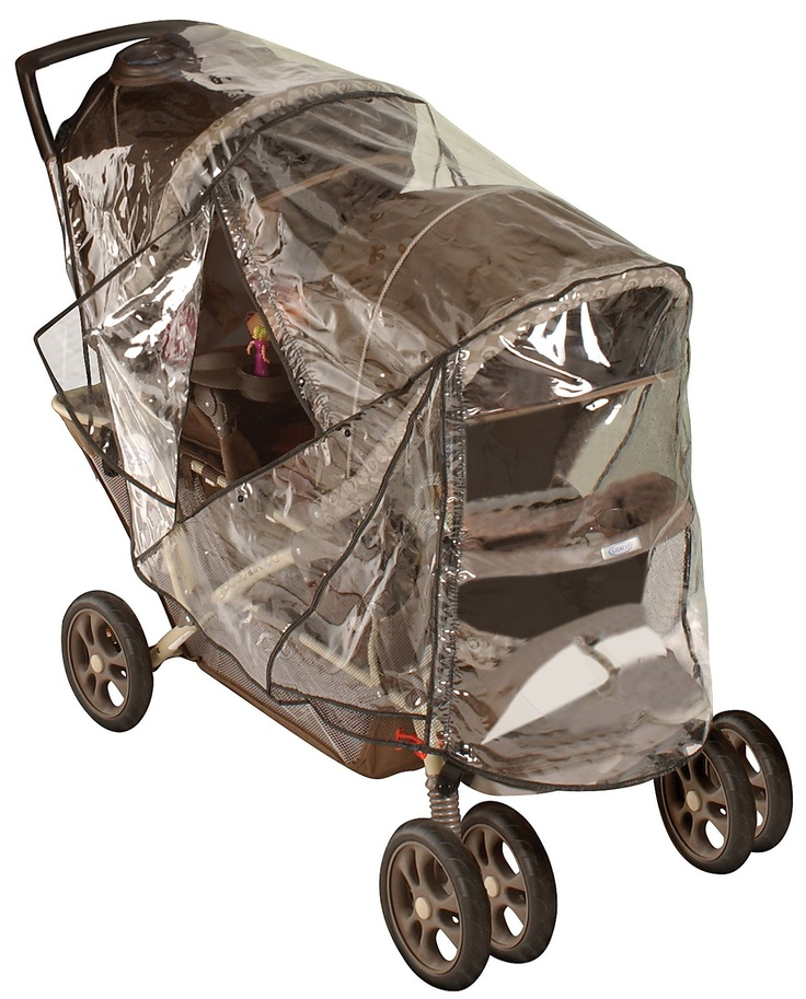 Jeep Deluxe Tandem Stroller Weather Shield Best Price