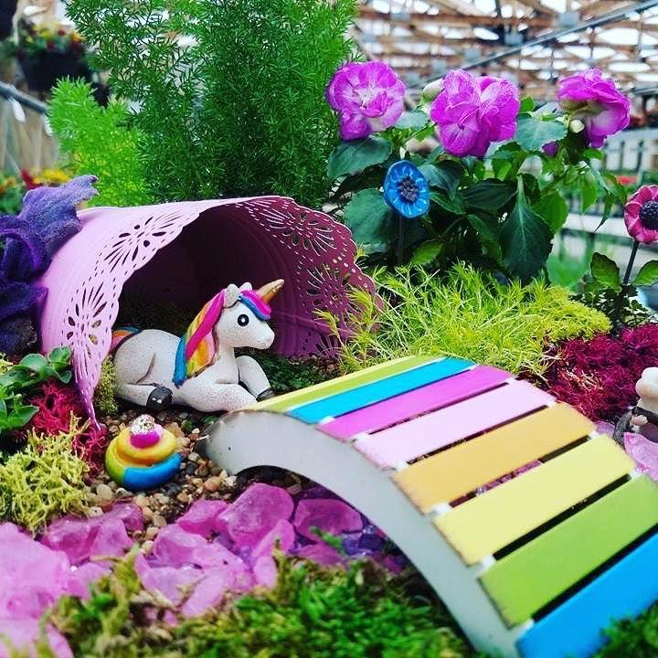 Edible Landscaping And Fairy Gardens: Fairy Garden Furniture