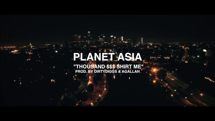 Planet Asia ft. Washeyi Choir prod. by DirtyDiggs & Agallah- Thousand $$$ Shirt Me