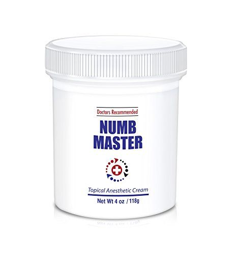 http://yourhealthandpersonalcare.info/numb-master-5-topical-anesthetic-lidocaine-cream-4-oz-made-in-usa-fast-penetration-liposmal-lidocaine-non-oily/ - Numb Master Lidocaine 5% is a non-oily creme easily removed with facial cleanser and water. Recommended to apply and cleanse...