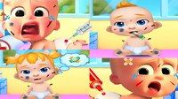 Baby Boss Care Dress Up Doctor Bath Time - How To Take Care Of Naughty Baby - Funny Videos at Videobash