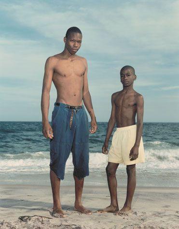Rineke Dijkstra, Beach portraits, 1992