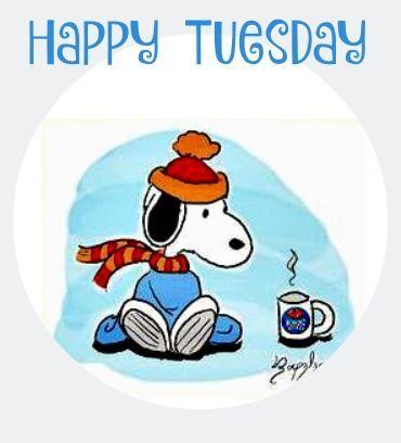 Snoopy Happy Tuesday Image tuesday tuesday quotes happy tuesday tuesday quote happy tuesday quotes winter tuesday quotes cute tuesday quotes