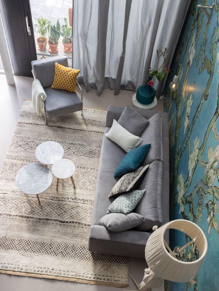 Polar carpet
