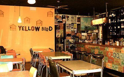 Yellow Bird Café - Windsor