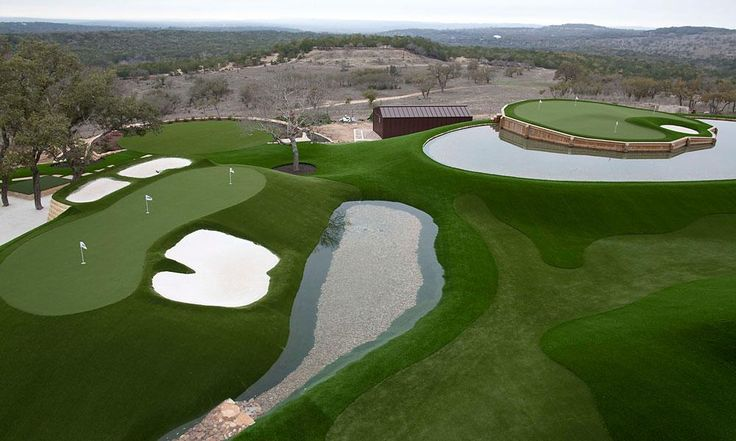 85 best golf images on pinterest golf humor golf stuff and dave pelzs golfers paradise his backyard fandeluxe Images