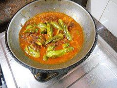 Brinjal Vindaloo Recipe - Vegetarian Vindaloo Recipe with Brinjal
