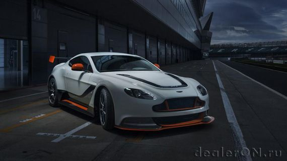 Спорткар Aston Martin Vantage GT3 / Астон Мартин Вантаж GT3 ограниченного выпуска