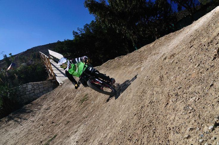 Downhill @minoancamp