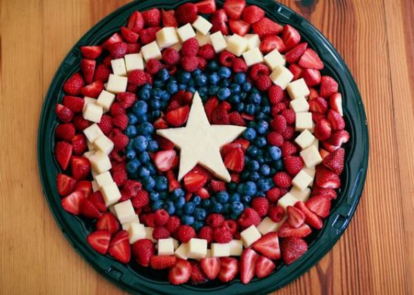 15 Captain America: Civil War Party Ideas - U me and the kids