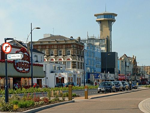 Great Yarmouth seafront