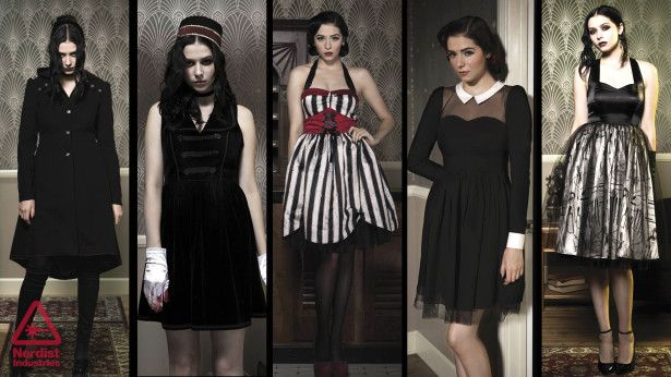 Hot Topic Unleashes New AMERICAN HORROR STORY Fashion Collection