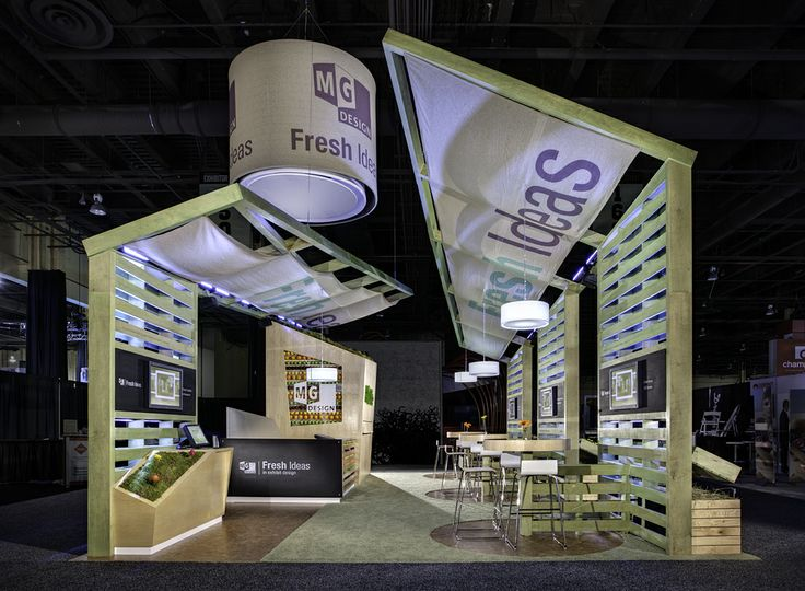 Exhibition Booth Design Award : Award winning trade show booth design imgkid