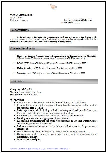 25+ unique Marketing resume ideas on Pinterest Job search - successful resume templates