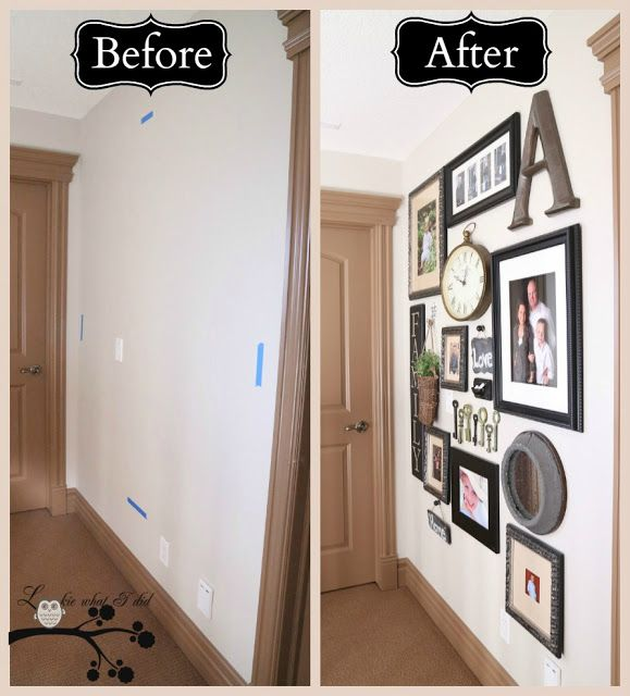 17 best images about for the home on pinterest painted for Four blank walls