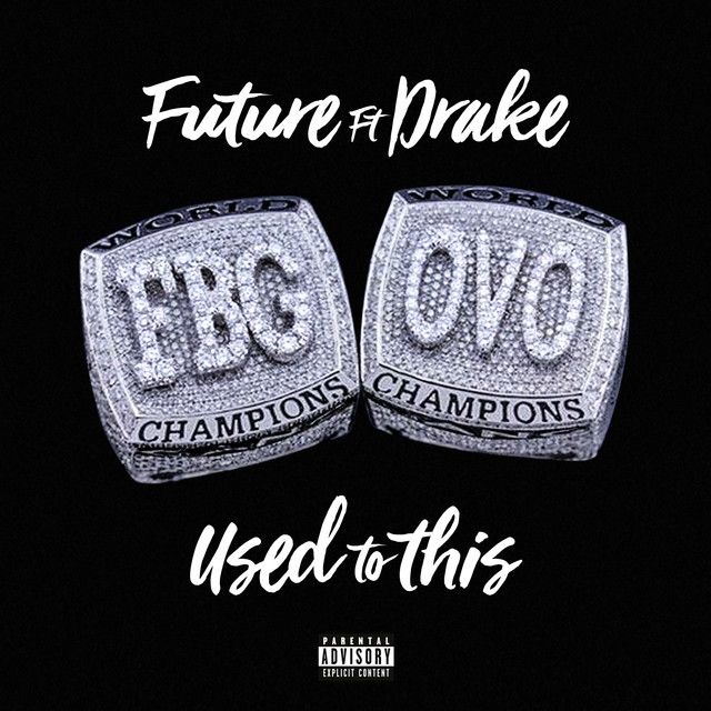 """""""Used to This"""" by Future Drake was added to my This Is: Drake playlist on Spotify"""