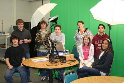 How one school started their student news show - how I wish ours could be