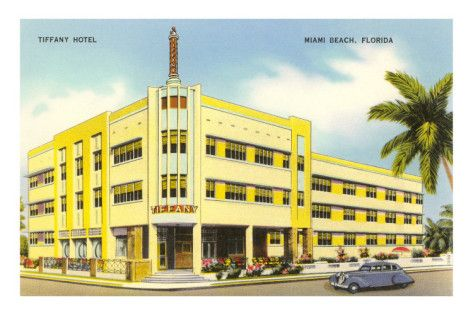 1000 Images About Miami Beach Art Deco On Pinterest