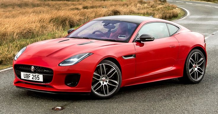 Jaguar's New 4-Cylinder F-Type Priced From $59,900 In America, Only $1,500 Less Than V6 #Jaguar #Jaguar_F_Type
