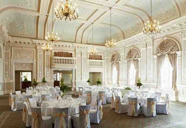 The Grand Hotel Eastbourne, East Sussex  Sometimes only traditional elegance and timeless style will do. From ivy-clad windows to long sweeping drives, the UK is home to a fabulous array of quintessentially British gems...