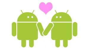 Happy Valentine's day to our Android friends from www.SellYourCell.com