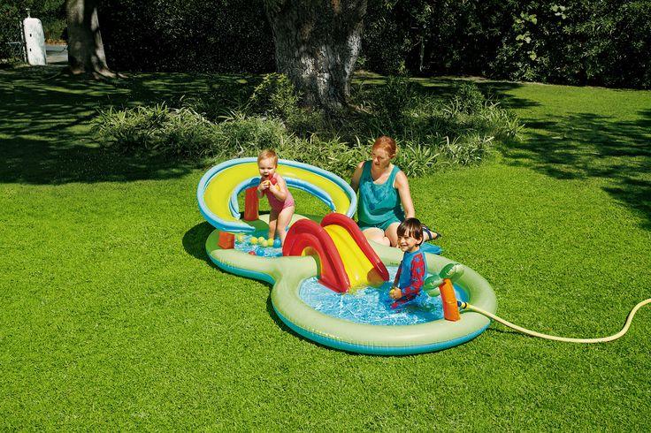 The 25 best argos paddling pool ideas on pinterest for Garden pool argos