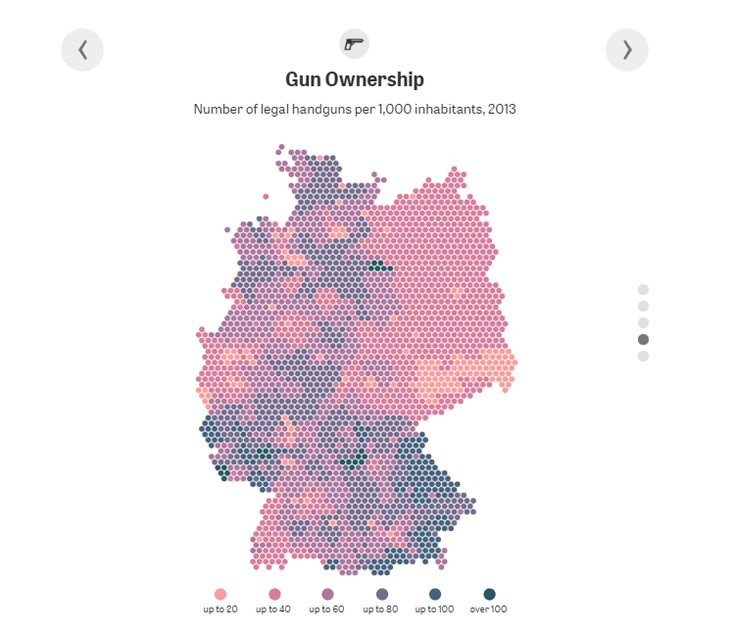 Visualizations From Triple D Designs: German Unification By Christian Bangel, Paul Blickle, Lisa