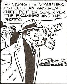 Dick Tracy - Wikipedia, the free encyclopedia