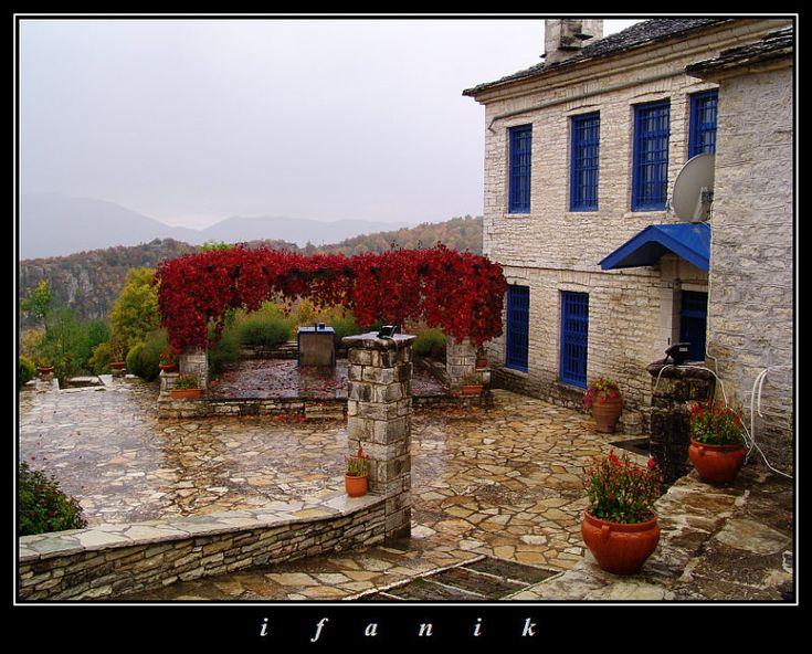 Monodendri village, Ioannina ~ Greece