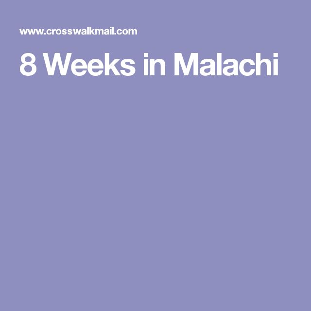 11 best verses from the bible images on pinterest bible verses 8 weeks in malachi fandeluxe Choice Image
