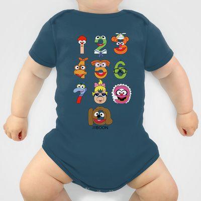 Muppet onesie