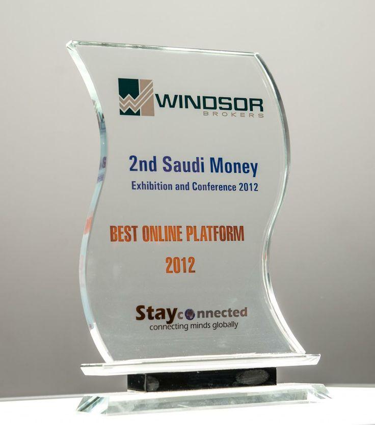 Best forex broker awards 2012