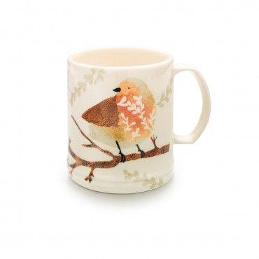 Kew Robins Mug