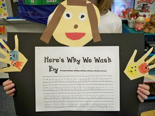 Germs Lesson & resources. Good information for a lesson plan or a bulletin board.