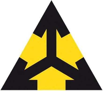 Símbolo de Colsubsidio por Dicken Castro, Colombia 1967.