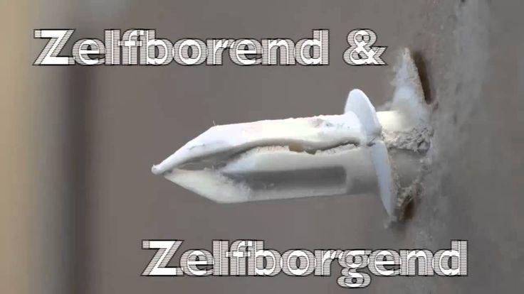 Voordelen Gipsplaatplug   • Supersterk, makkelijk en snel monteren met de Gipsplaatplug. • Ook toepasbaar in gipsplaten met isolatie. • Bestand tegen schokken en trillingen. • Zelfborend, voorboren niet nodig. • Met dezelfde schroevendraaier (bitje) kan de Gipsplaatplug en de schroef worden ingedraaid. • Sterke verankering vanwege het openklappen Gipsplaatplug. • Schroeven kunnen onbeperkt in- en uitgedraaid worden.