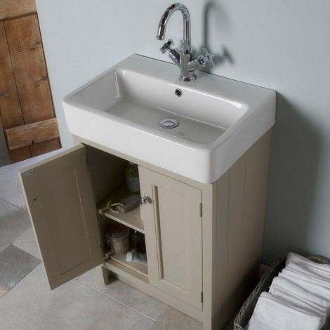 Hampton 550mm Traditional Bathroom Furniture Unit | Roper Rhodes