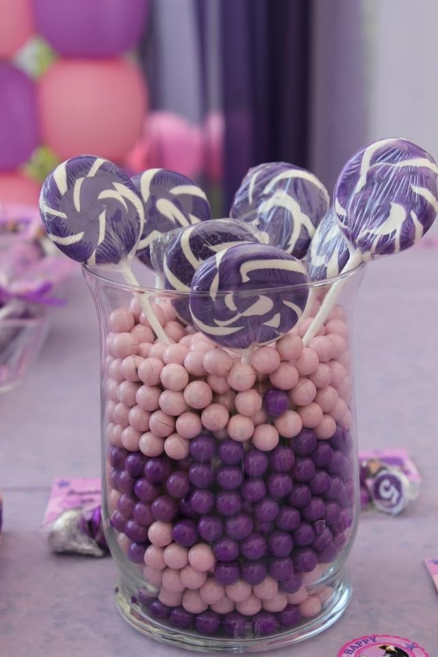 Justin Bieber party candy