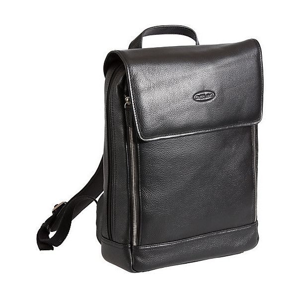 Best 25  Leather laptop backpack ideas on Pinterest   Leather ...