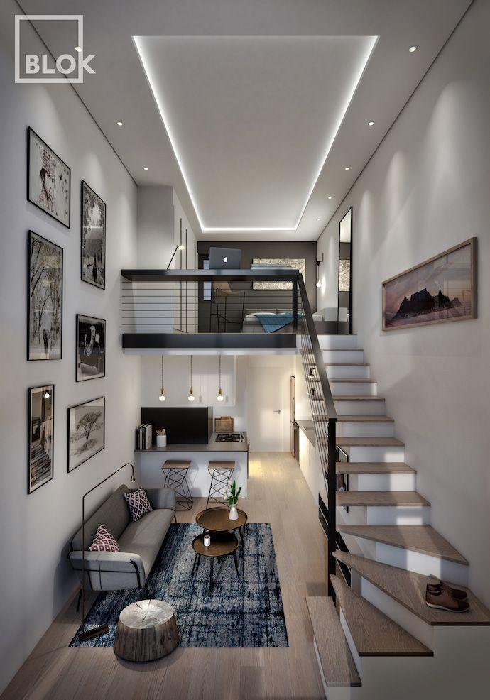 Blok Tenonq Modern Home Interior Design Modern Houses Interior