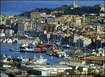 Ancona, Italy    A beautiful seaside village with great restaurants and shops. Loved it!