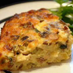 Sausage Egg Casserole Recipe - Allrecipes.com