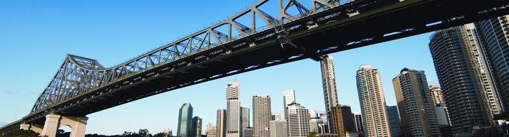 Business bridge to bridge
