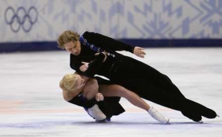 Shae-Lynn Bourne & Victor Kraatz: the king and queen of hydroblading and my all-time favorite ice dancers.