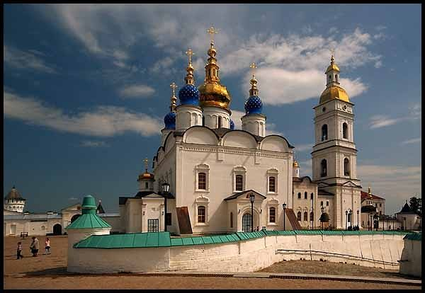 Ваш путь пролегает по Тюменской области?  Заверните в Тобольск и обязательно посетите Тобольский кремль