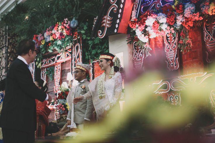 Bold and Classic Wedding at Hotel Aryaduta -