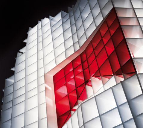Architecture. Philip Morris Marlboro Expo 2009.