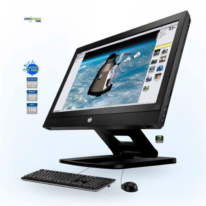 HP WorkStation Z1 All-In-One S/.1650 ----  sc 1 st  Pinterest & 6910 best gadgets smartphones tablets images on Pinterest ... azcodes.com