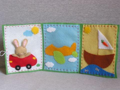 Járművek - játszókönyv, Baba-mama-gyerek, Játék, Készségfejlesztő játék, Játékfigura, Meska